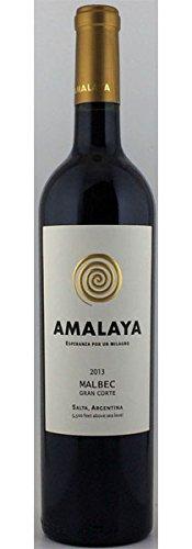 ボデガ・アマラヤ・グラン・コルテ・マルベック [2013]赤(750ml) Bodega Amalaya Gran Corte Malbec [2013]の商品画像
