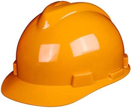 ヘッド保護 建設用ヘルメット - キャップスタイルのハードハット、4点ラチェットサスペンション耐久保護用安全ヘルメット調節可能ヘルメット 作業安全装置