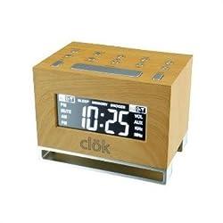 GPX TCR340 Intelli-Set Clock with Digital Tune AM-FM Radio