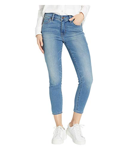 (Lucky Brand Women's Mid Rise Ava Skinny Ankle Jean, Herman, 27W X 26L)