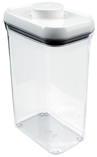 OXO Good Grips POP Rectangle 2.5-Quart Storage Container (Set of 4)