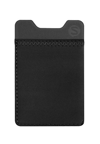 Silk Stick-on Phone Wallet - Sidecar Slim Expandable Credit