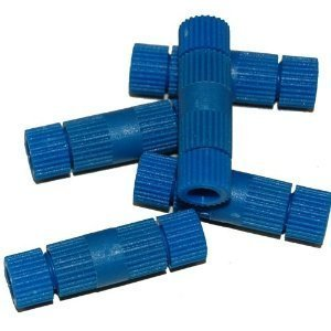 - Posi-lock Connectors, 14-16 Gauge, Bulk Pack of 20