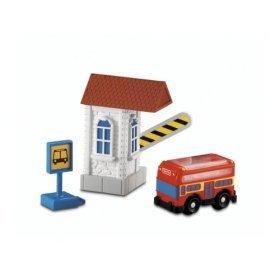 Geo Trax Rail & Road System: Highview ()