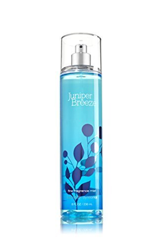 Bath & Body Works Bath & Body Works Juniper Breeze Fine Fragrance Mist, 8 Ounce