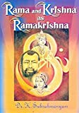 img - for Rama and Krishna as Ramakrishna book / textbook / text book
