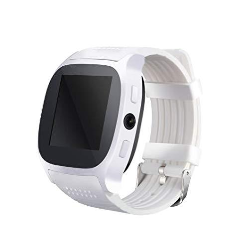 Amazon.com: Grass 135 lemado t8 Bluetooth Smart Watch with ...