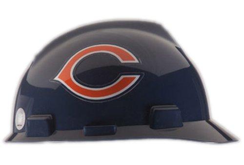 (Safety Works NFL Hard Hat, Chicago Bears)