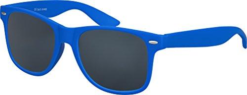 Rétro 101 De haute Lunettes plusieurs Balinco Fumé Bleu Nerd couleurs mat Soleil Vintage Modèles Unisexe ressort à au Gomme Lunettes choix qualité Charnière I8wZxSw