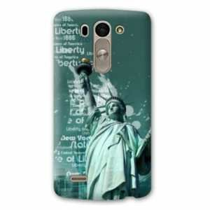 Amazon.com: Case Carcasa LG K10 Amerique - - usa statue of ...