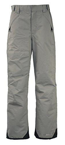 Pulse Men's Rider Pant (Small, Grey) (Vent Mens Snowboard Pant)