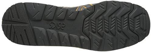 Asics Ii Retro Sneaker Donkergrijs / Grijs
