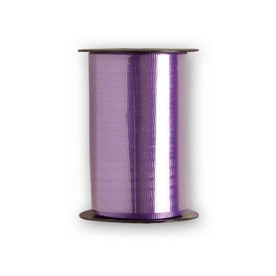 BALLOON WEIGHTS - RIBBON PURPLE 500 YARDS #10513, CASE OF 48 by DollarItemDirect
