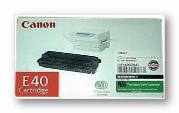 Black Toner/Drum/Developer Cartridge for Canon Copiers PC710