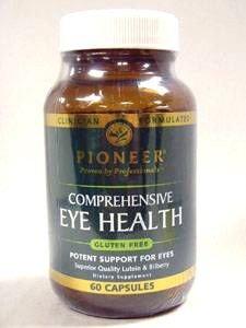 Santé des yeux, légumes Gluten Free - 60 - VegCap