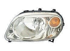 Fits 06 07 08 09 10 11 Chevrolet HHR Headlight Driver NEW Headlamp w/ clear lens left front