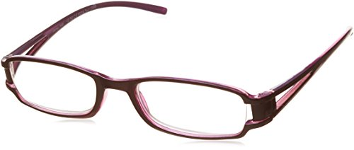 Sight Station Cameo Purple Reading Glasses Strength 2.5