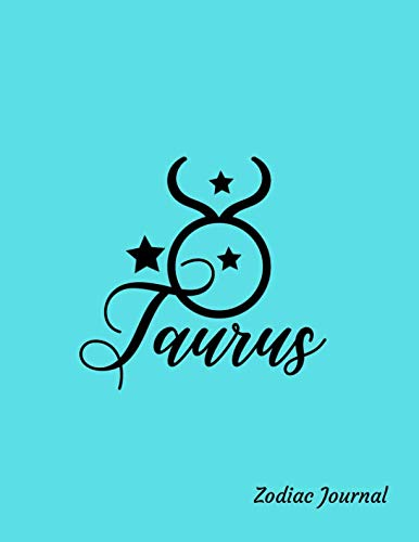 Zodiac Journal: A Taurus Five year One line a day ()