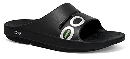 Sport - Post Run Recovery Slide Sandal - Black/Black - M12/W14 ()
