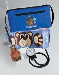 1203351 Pedia Pals LLC Benjamin Bear Blood Pressure Child Ea 100048 Sold AS (Pedia Pals Benjamin Bear)