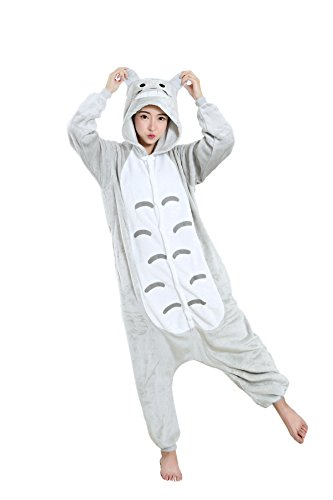 Grilong-Unisex-Adult-Animals-Pajamas-Onesie-Cosplay-Costume-Cute-Sleepwear