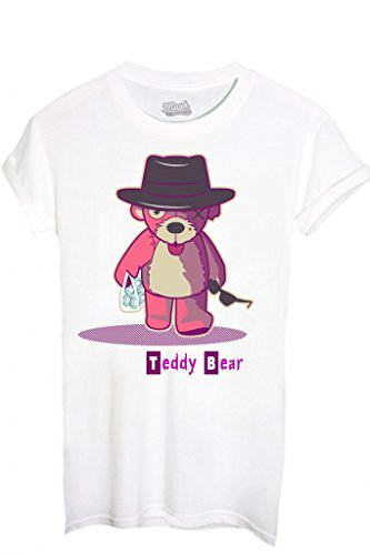 TEDDY by Dress FILM BAD BEAR 2 T SHIRT BREAKING Style MUSH Your qx5BwSZ