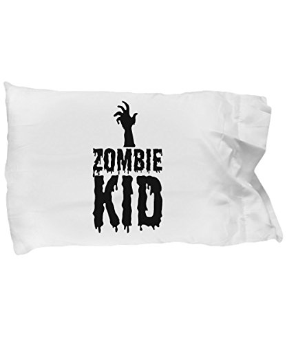 Pillow Covers Design Halloween Boys Costume Zombie Kid Gift Pillow Cover -