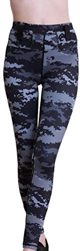 Graystone 5.11 Gun Concealed Carry Womens Concealment Leggings(XLarge, Camouflage)