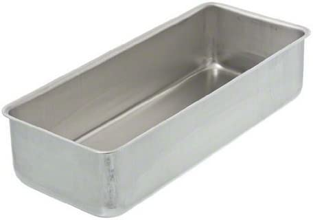 """Vollrath 11-1/4"""" x 4-1/2"""" Meat Loaf/Bread Pan - Wear-Ever Collection"""