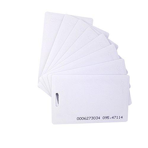 10pcs RFID 125KHz Proximity Door Control Entry Access EM Card - 3