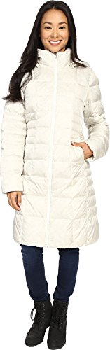 The North Face Women's Metropolis Parka II Vaporous Grey (Prior Season) Medium