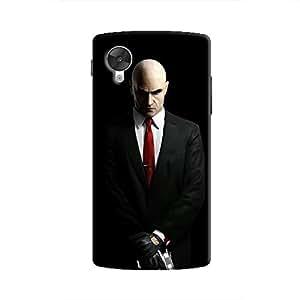 Cover It Up - Hitman Waiting Nexus 5 Hard Case