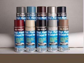 - Detail King Hi-Tech Brown Vinyl Plastic & Carpet Aerosol Dye