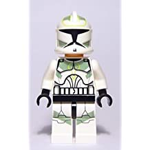 LEGO® Star Wars: Clone Trooper with Sand Green Markings Minifigure