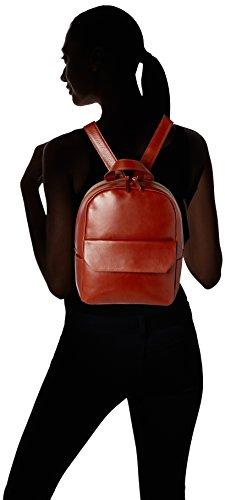 Royal RepubliQ New Courier Mini, Zaini Donna Marrone (Cognac)