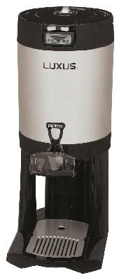 Luxus L3D-15 1.5 Gallon Thermal Coffee Dispenser with Integrated Stand