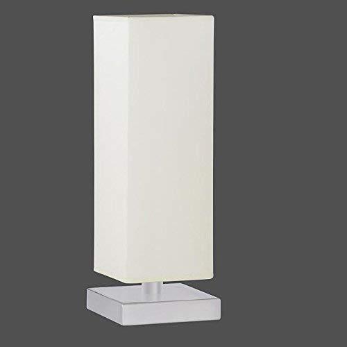 Lámpara de Mesa en Blanco | Lámpara de Mesa con Regulador ...