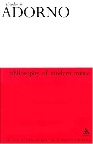 Image of Philosophy of Modern Music