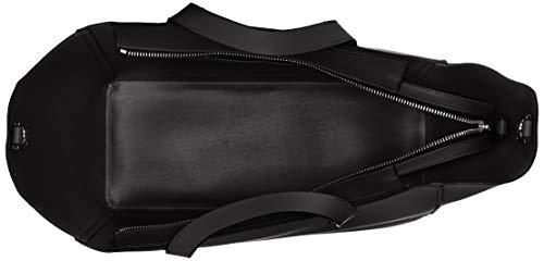 Shopper Calvin Strap Donna Klein black Borse Nero Tote EPPqZ