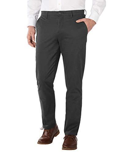 English Laundry Men's Chino Pant, Variety (Forged Iron (Gray), 32 x 30) ()