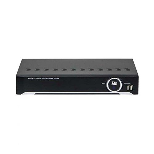 Magic | TVST-PVT-04N | PVT-N Series | 4 Channel 3MP/1080P Quad-Brid DVR System (NO HDD)