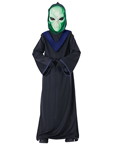 Childrens Alien Costumes (Rubies Alien Commander Child Costume, Medium)