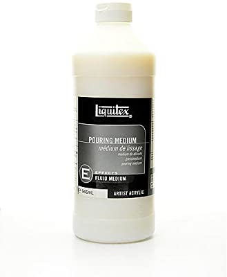 Liquitex Pouring Medium (32 oz.) 1 pcs sku# 1843012MA