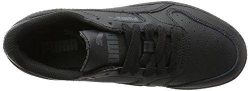 Hombre para Zapatillas ICRA Negro Trainer 01 L Black Puma wBvXqf