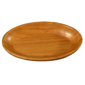 Totally Bamboo Small Oval Platter, 13.75 x 8.25 x (Bamboo Oval Platter)