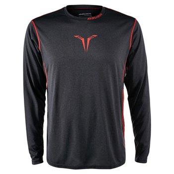 Bauer Core Compression Base layer Senior Long Sleeve Shirt Size Ad Medium