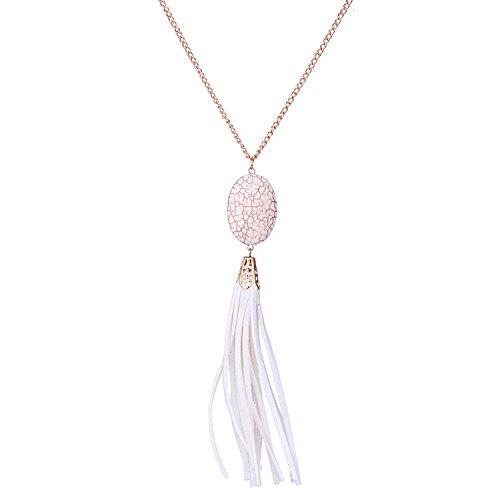 Zhenhui Jewelry Leather Pendant Necklace product image
