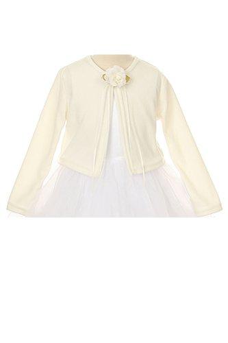 Ivory Cardigan Sweater - 2