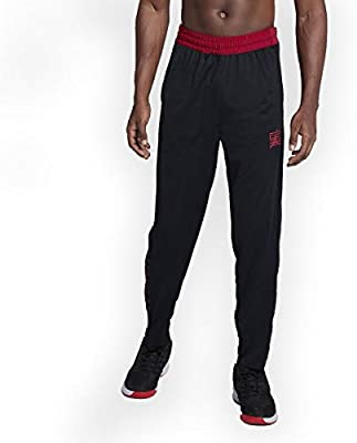 1437643c334 Amazon.com: MEN'S AIR JORDAN 11 BASKETBALL PANTS (LARGE): Clothing