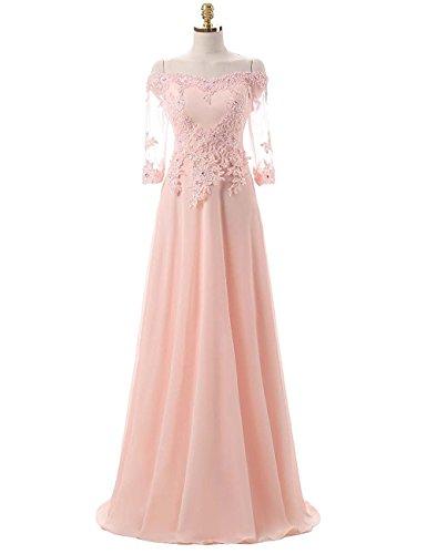 3/4 prom dresses - 4